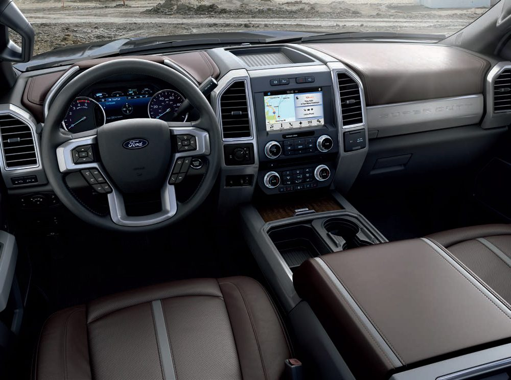 ford super duty mission ready vehicle global fleet sales