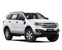 Ford Everest Inventory